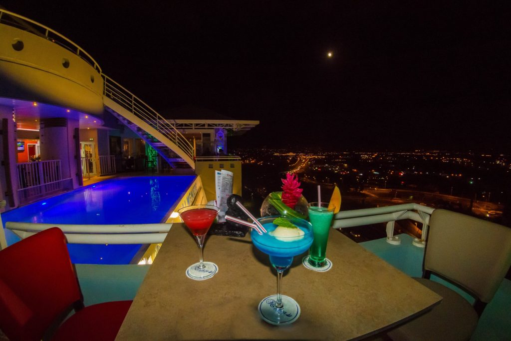 rooftop martinique