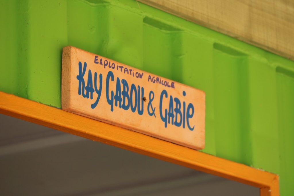 Kay Gabou & Gabie