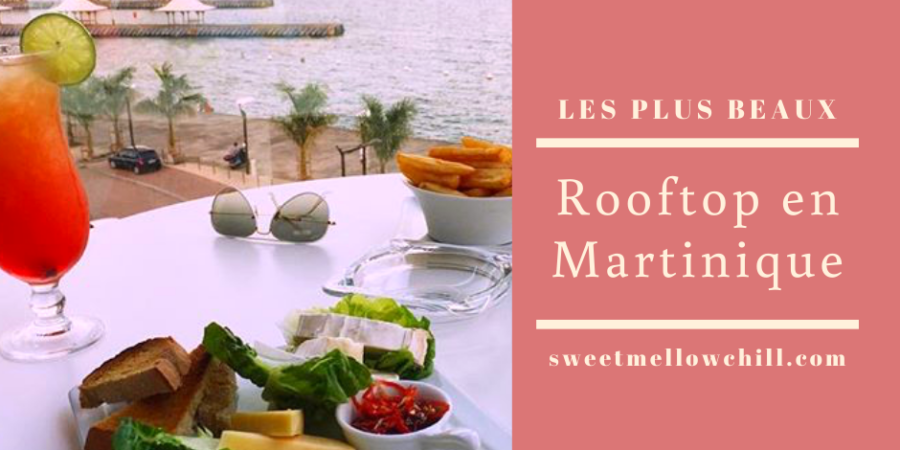 rooftop en Martinique