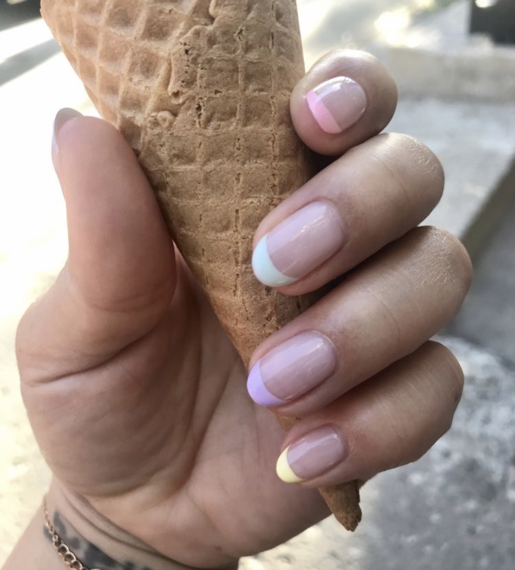 french manicure montreal manoir